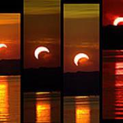 2012 Solar Eclipse Poster