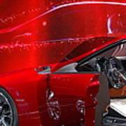 2013 Lexus L F - L C Poster