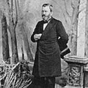 Ulysses S. Grant (1822-1885) Poster