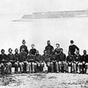 Civil War: Black Troops Poster