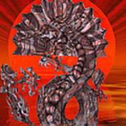 288 Rising Sun Krytose Poster
