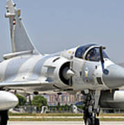 A Dassault Mirage 2000 Of The United Poster