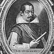 Albrecht Von Wallenstein Poster