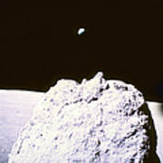 Apollo Mission 17 Poster