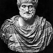 Aristotle (384-322 B.c.) Poster