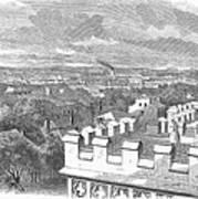 Baton Rouge, 1862 Poster