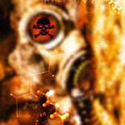 Chemical Warfare Poster