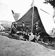 Civil War: Union Soldiers Poster