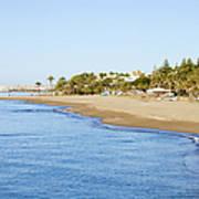 Costa Del Sol In Spain Poster