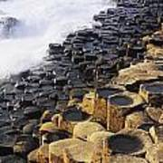 Giants Causeway, Co Antrim, Ireland Poster