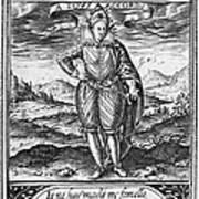 Henry IIi (1551-1589) Poster