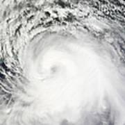 Hurricane Ike Poster