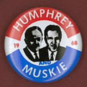 Presidential Campaign, 1968 Poster by Granger