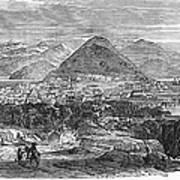 San Francisco, 1850 Poster