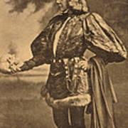 Sarah Bernhardt, French Actress Poster