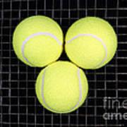 Time For Tennis Poster by John Van Decker