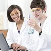 Chemistry Lesson Poster