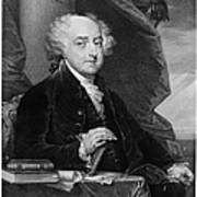 John Adams (1735-1826) Poster