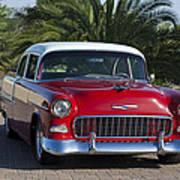 1955 Chevrolet 210 Poster