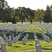 Arlington National Cemetery, Arlington Poster
