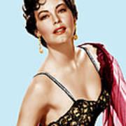 Ava Gardner, Ca. 1950s Poster