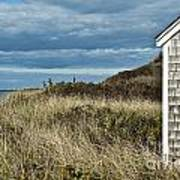 Beach Cottage Poster
