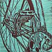 Bike 3 Poster by William Cauthern
