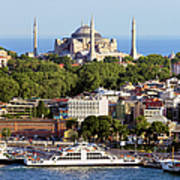 City Of Istanbul Poster