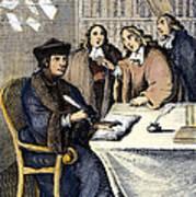 Desiderius Erasmus Poster