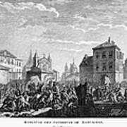 French Revolution, 1790 Poster