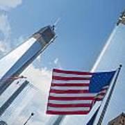 Ground Zero Freedom Tower Poster