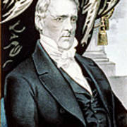 James Buchanan, 15th American President Poster