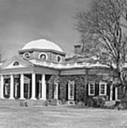 Jefferson: Monticello Poster