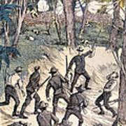 Spanish-american War, 1898 Poster