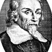 William Harvey, English Physician Poster