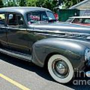 41 Hudson Super Six Side View Poster