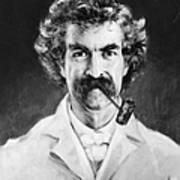 Samuel Langhorne Clemens Poster