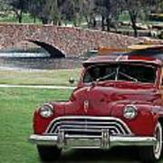 47 Olds Woody Poster