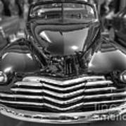 48 Chevy Convertible Poster