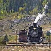 482 In Silverton Poster