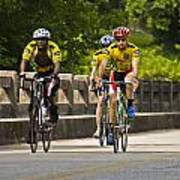 Bicycle Ride Across Georgia Poster