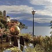 Brissago - Ticino Poster