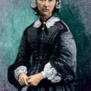 Florence Nightingale, English Nurse Poster