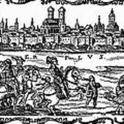 Gustavus II (1594-1632) Poster