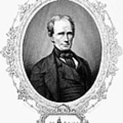 Henry Clay (1777-1852) Poster