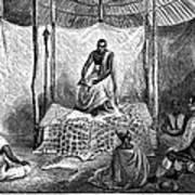 John H. Speke (1827-1864) Poster