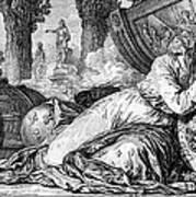 Louis Xv (1710-1774) Poster