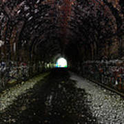 Moonville Tunnel  Poster