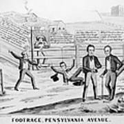 Presidential Campaign, 1844 Poster