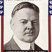 Presidential Campaign, 1928 Poster